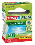 tesa® Klebefilm tesafilm® Eco & Clear 15 mm x 10 m (B x L)