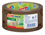 tesa® Packband tesapack® Eco & Strong mit Aufdruck braun