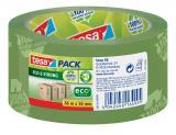tesa® Packband tesapack® Eco & Strong mit Aufdruck grün