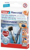 tesa® Klebepad Powerstrips® transparent Large