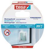tesa® Montageband transparent & Glas