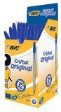 BIC® Einwegkugelschreiber Cristal dokumentenecht blau