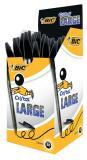 BIC® Einwegkugelschreiber Cristal® large schwarz