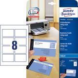 Avery Zweckform Visitenkarte Premium