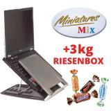 BakkerElkhuizen Notebookständer Ergo-Q 330. + GRATIS MARS Mini Riesenbox