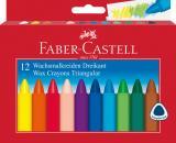 Faber-Castell Dreikant Wachsmalkreiden