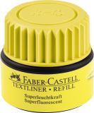 Faber-Castell Nachfülltusche AUTOMATIC REFILL 1549 gelb