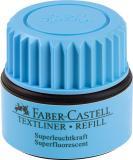 Faber-Castell Nachfülltusche AUTOMATIC REFILL 1549 blau