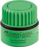 Faber-Castell Nachfülltusche AUTOMATIC REFILL 1549 grün