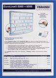 Franken Dokumentenhalter Frame It X-tra!Line DIN A4 blau