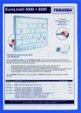 Franken Dokumentenhalter Frame It X-tra! Line DIN A3 blau