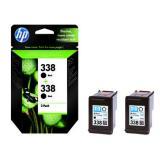HP Tintenpatrone 338 ca. 2 x 480 Seiten