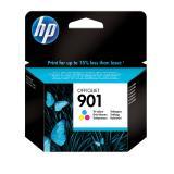 HP Tintenpatrone 901 cyan/magenta/gelb
