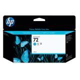HP Tintenpatrone 72 130 ml cyan, blau