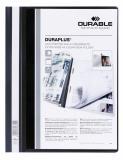 DURABLE Angebotshefter DURAPLUS® schwarz