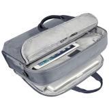 Leitz Notebooktasche Complete Smart Traveller 41 x 31 x 13 cm silber grau
