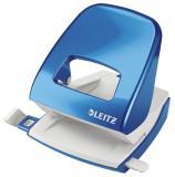 Leitz Locher New NeXXt WOW 30 Bl. Blisterverpackung blau