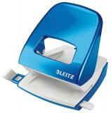 Leitz Locher NeXXt WOW für 30 Blatt blau, metallic