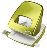 Leitz Locher NeXXt WOW 30 Bl. (80 g/m²) metallicgrün