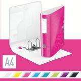 Leitz Ordner Active WOW 82 mm metallic pink, metallic