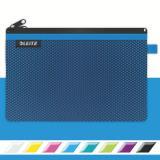 Leitz Reißverschlusstasche WOW Traveller 23 x 15 cm blau
