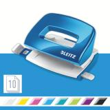 Leitz Locher New NeXXt WOW 10 Bl. blau