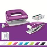 Leitz Schreibtischset NeXXt Series WOW Set mini metallic violett