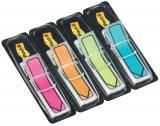 Post-it® Haftstreifen Index Pfeile 4 Block/Pack. 1 x pink, 1 x orange, 1 x limonengrün, 1 x aquablau