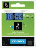 DYMO® Schriftbandkassette D1 12 mm blau