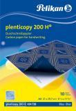 Pelikan Handdurchschreibepapier plenticopy 200 H 10 Blt.