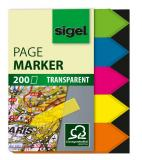 Sigel Haftmarker Film 5 Block/Pack.