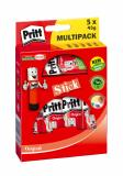 Pritt Klebestift Original Multipack 5 x 43 g