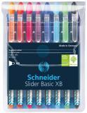 Schneider Kugelschreiber Slider Basic 0,7 mm sortiert