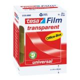 tesa® Klebefilm tesafilm® transparent Office-Box 25mm