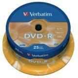 Verbatim DVD-R 25-er Spindel
