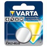 Varta Batterie Knopfzelle CR2450