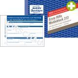 Avery Zweckform Verbandblock DIN A6 quer