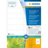 HERMA Universaletikett 99,1 x 33,8 mm Recyclingpapier
