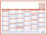ZETTLER Tafelkalender