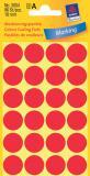 Avery Zweckform Markierungspunkt 18mm, rot