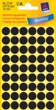 Avery Zweckform Markierungspunkt 12mm schwarz