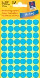 Avery Zweckform Markierungspunkt 12mm, blau