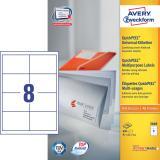 Avery Zweckform Universaletikett