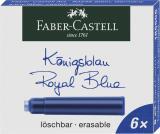 Faber-Castell Tintenpatrone Standard löschbar