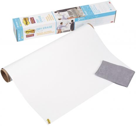 Post-it® Whiteboard Folie Super Dry Erase 91 cm breit
