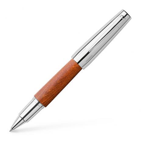 Faber-Castell Tintenroller E-MOTION Birnbaum braun
