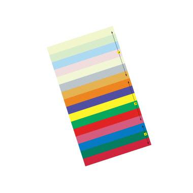Kopierpapier farbig DIN A4 80g/m² gelb