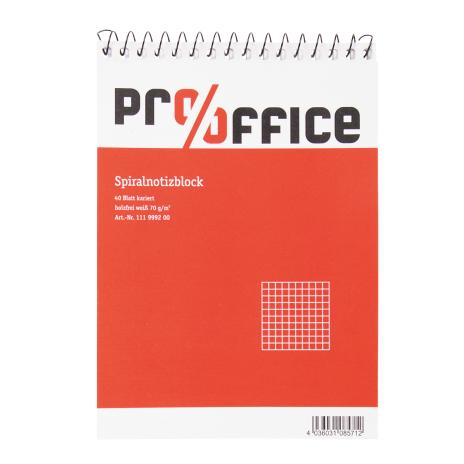Pro/Office Notizblock DIN A7
