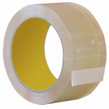 Pro/Office Packband 50 mm x 66 m transparent