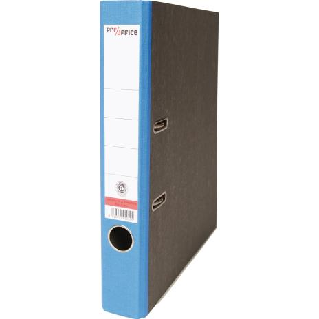 Pro/Office Ordner 50 mm Pappe blau